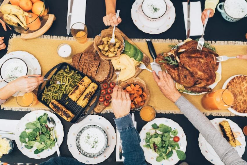 'I'm a Registered Dietitian, and This Is How I Build My Thanksgiving Plate'