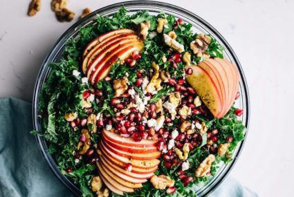 22 Healthy Thanksgiving Salad Recipes That Will Make You Extra Thankful for Greens