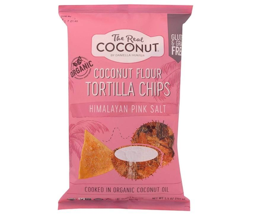 the real coconut chips