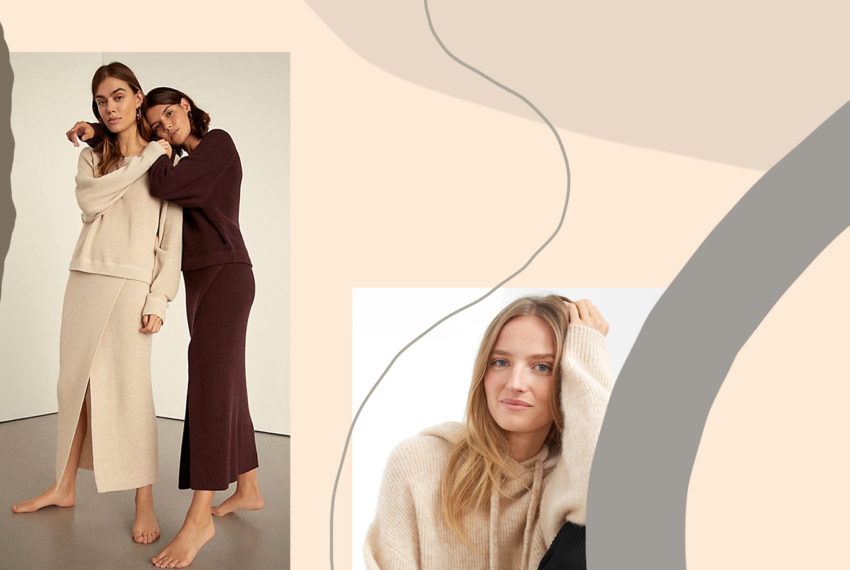 Wear your cozies all day long with these softer than a dream sweater suits
