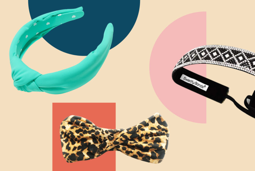 Sweat-Friendly Headbands That Majorly Reduce the Need to Wash Your Hair After a Workout