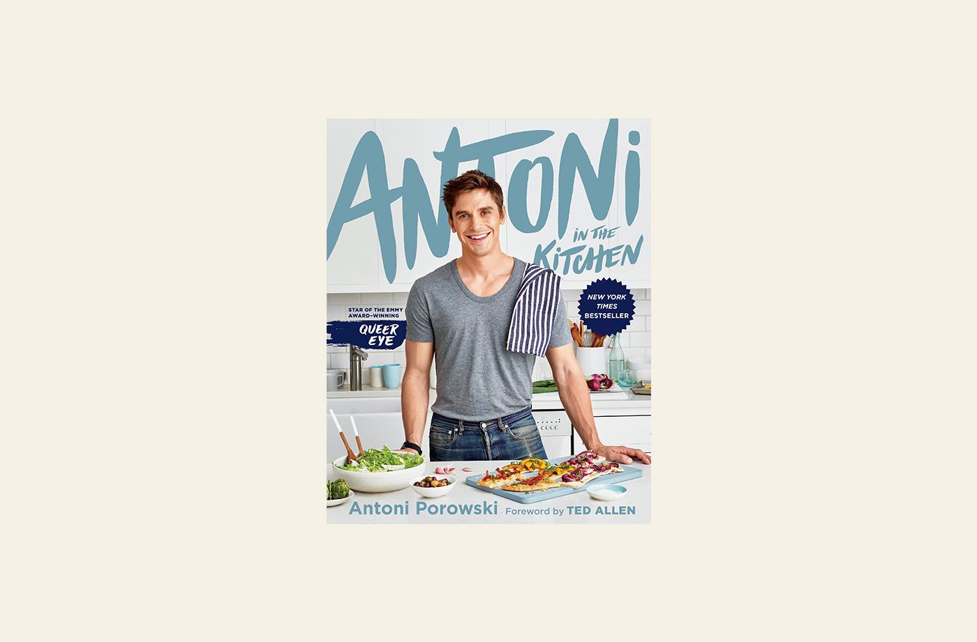 antoni in the kitchen cookbook