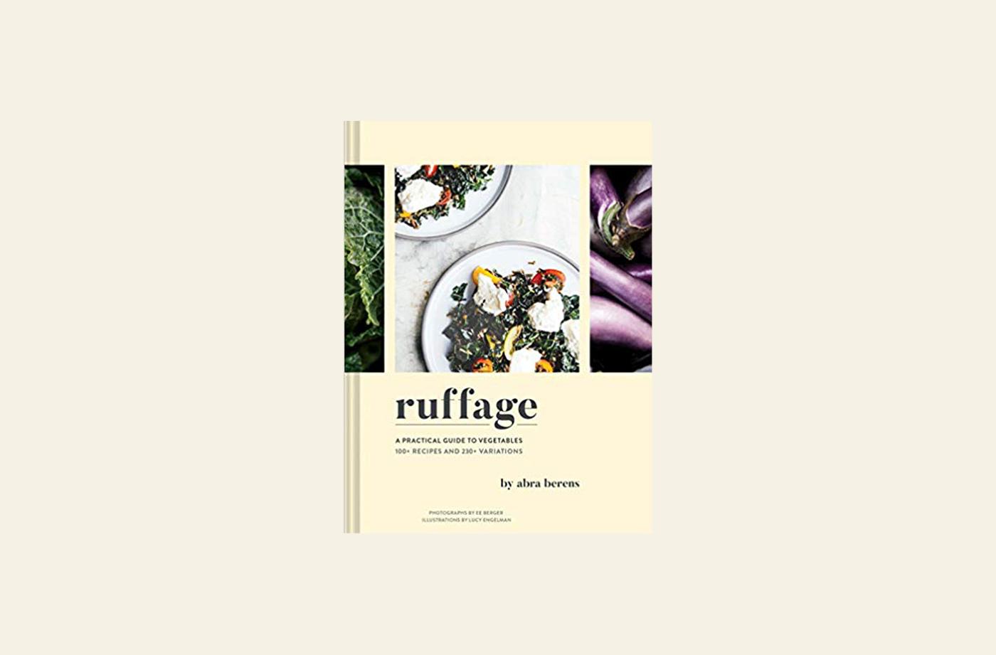 best healthy cookbooks ruffage