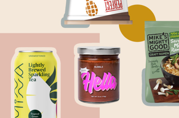 Hundreds of new healthy foods and drinks came out in 2019—these are our 10 favorites