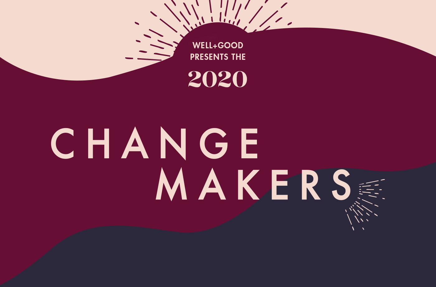 W+G's CHANGEMAKERS 2020 - cover