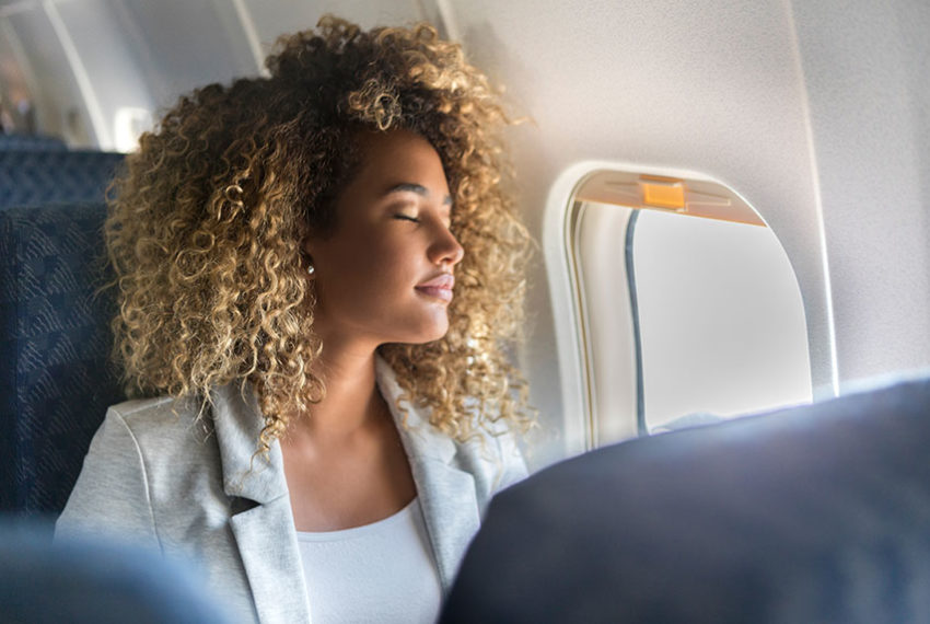 The one product a dermatologist won't get on an airplane without