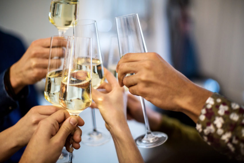 Why Champagne Is a Dietitian's Holiday Drink of Choice