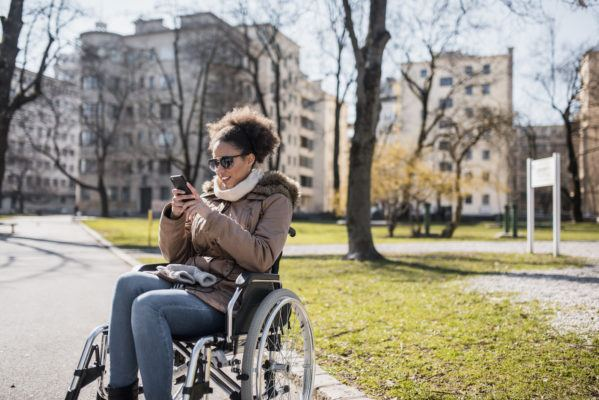 Smartphones Are Introducing Tech That Makes the World More Accessible for People With Disabilities