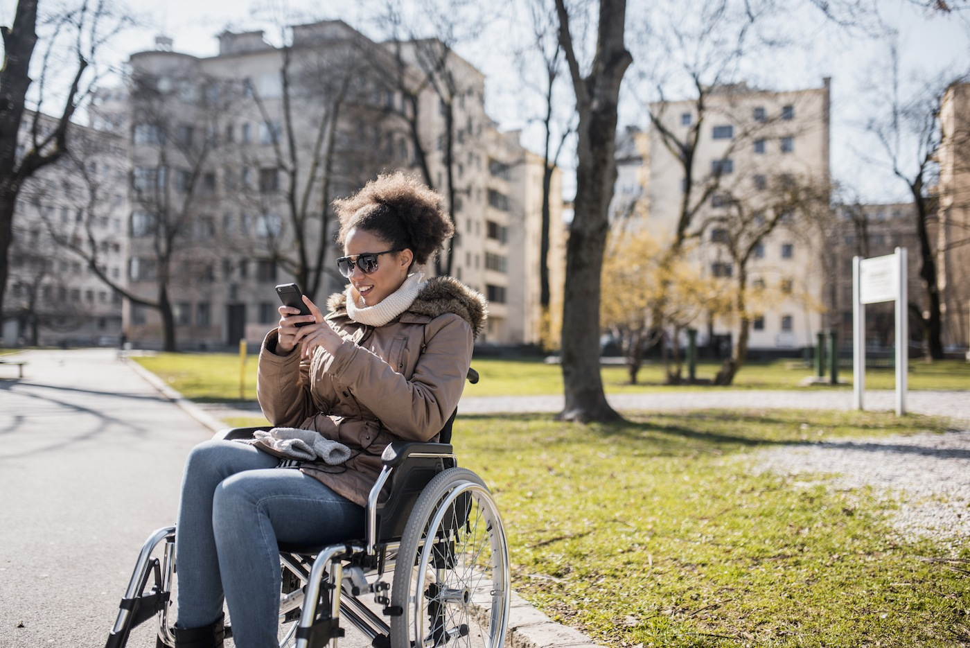 Thumbnail for Smartphones Are Introducing Tech That Makes the World More Accessible for People With Disabilities