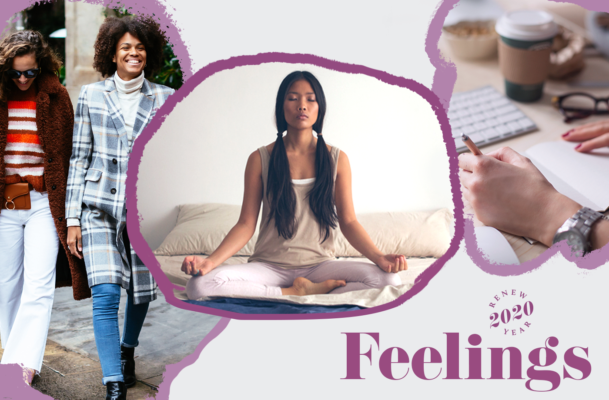 Make Mental Wellness a Priority This Month With Our 28-Day Feelings Challenge