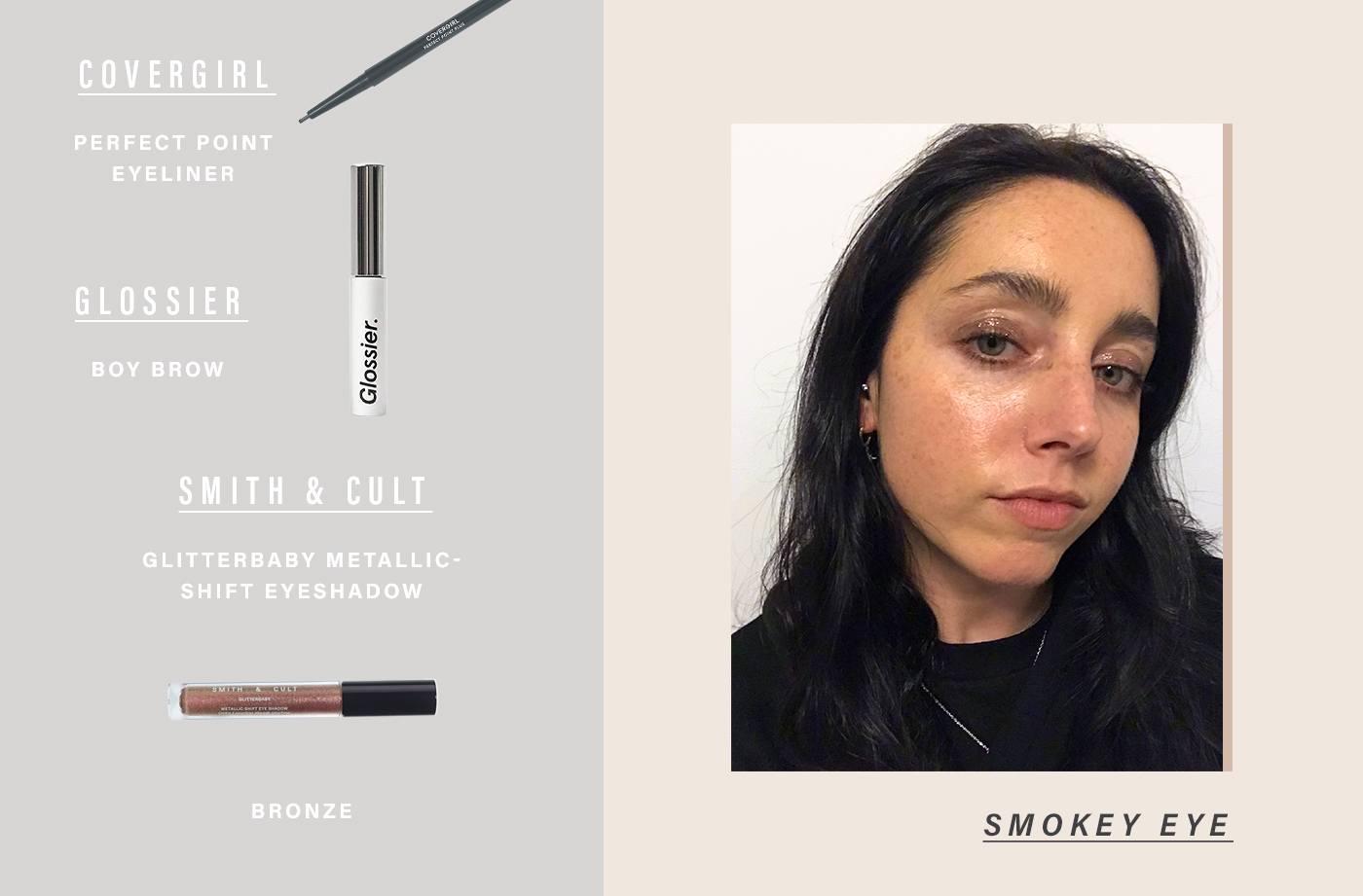 easy makeup look