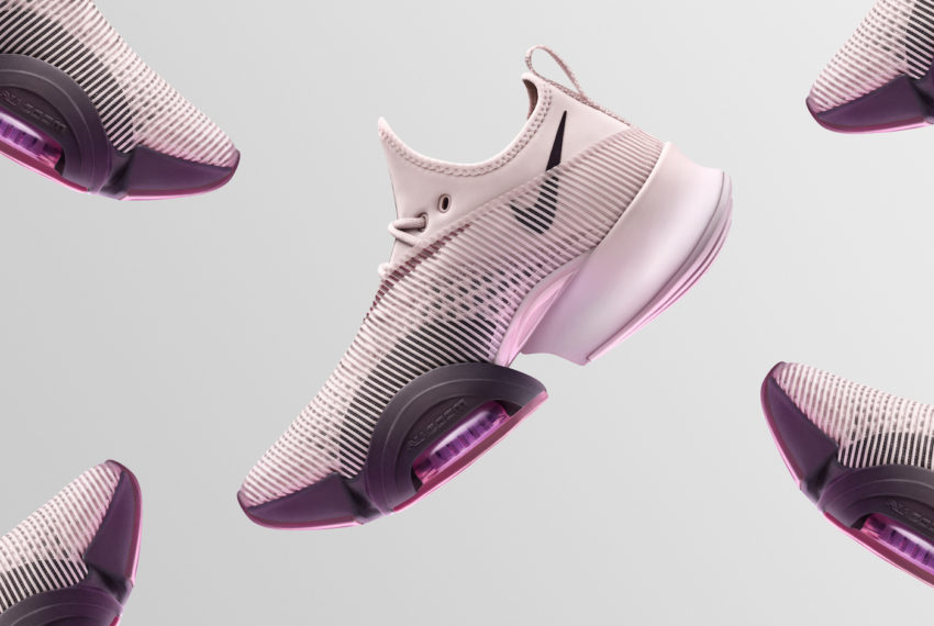 Nike Just Launched a Shoe to Help You Stabilize Your Plank for (Much!) Longer