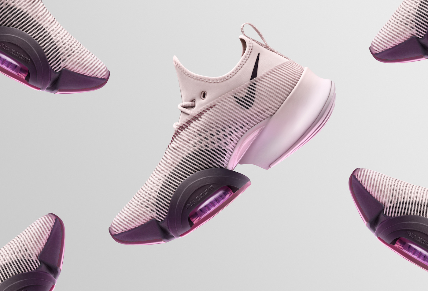 Thumbnail for Nike Just Launched a Shoe to Help You Stabilize Your Plank for (Much!) Longer