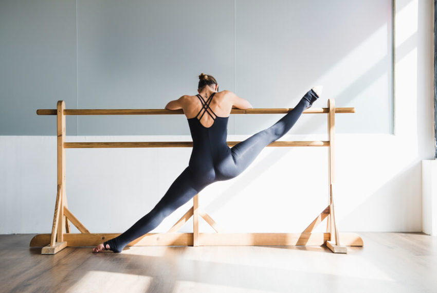 A Ballerina's Stretching Routine for Strong, Flexible Feet