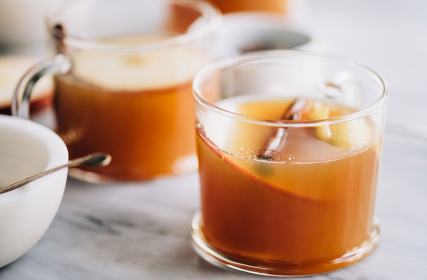 Thumbnail for Can a hot toddy actually help you feel better when you're sick?