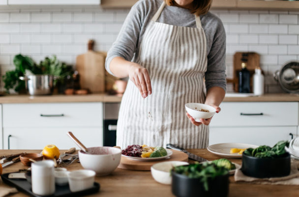 How I Reclaimed 'Cooking for One' As an Act of Empowerment