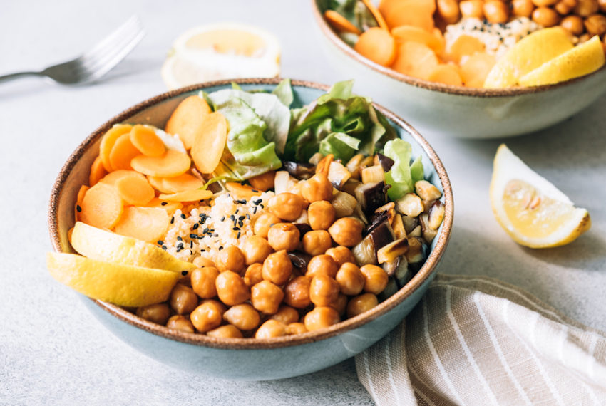5 Plant-Based Proteins That Won't Mess With Your Digestion