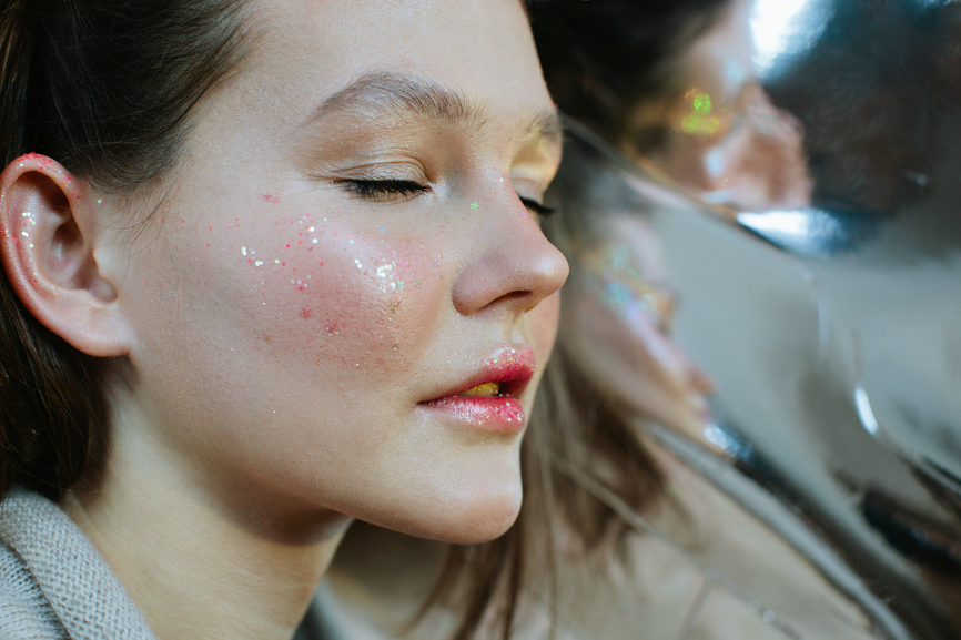 Thumbnail for The Best Biodegradable Glitter Makeup That Will Have You Sparkling Well Into the New Year