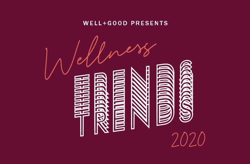 Well+Good's Decade of Wellness Trends - cover