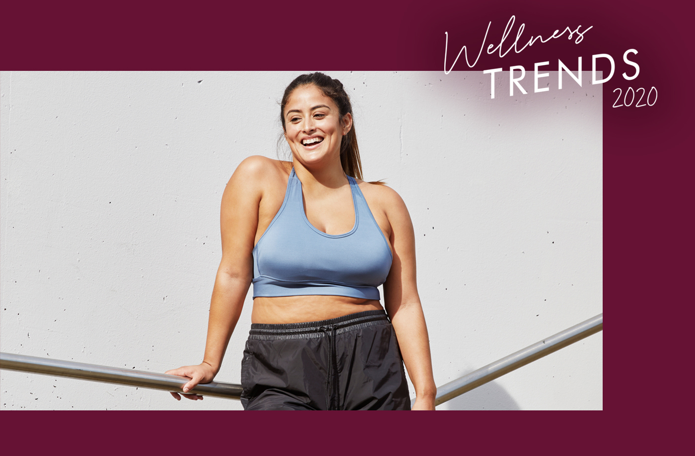 Thumbnail for We've Got a Crush on Sports Bras That Finally Work With Your Body