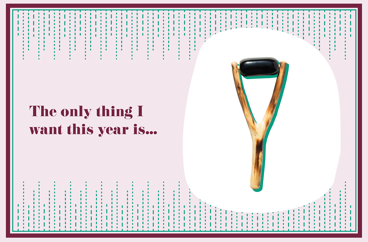 Thumbnail for This Lymphatic Drainage-Boosting Face Roller Doubles As a Piece of Art