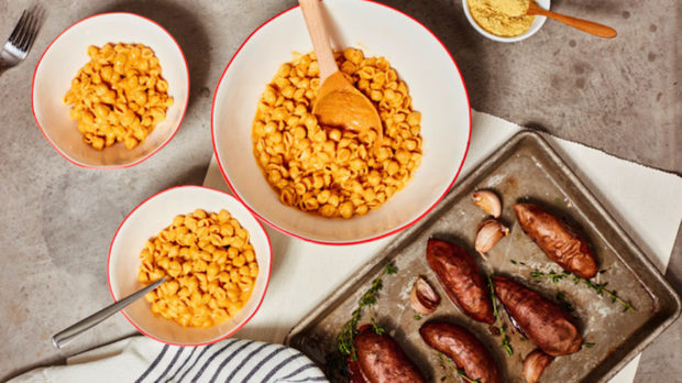 Banza is releasing a delicious, healthy, high-protein mac and cheese