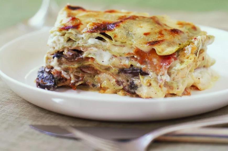 dairy-free homemade lasagna recipe