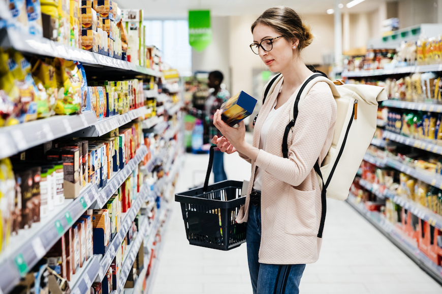 Thumbnail for Food Nutrition Labels Are Getting a Big Makeover in 2020—Here's What the Changes Mean for Your Health
