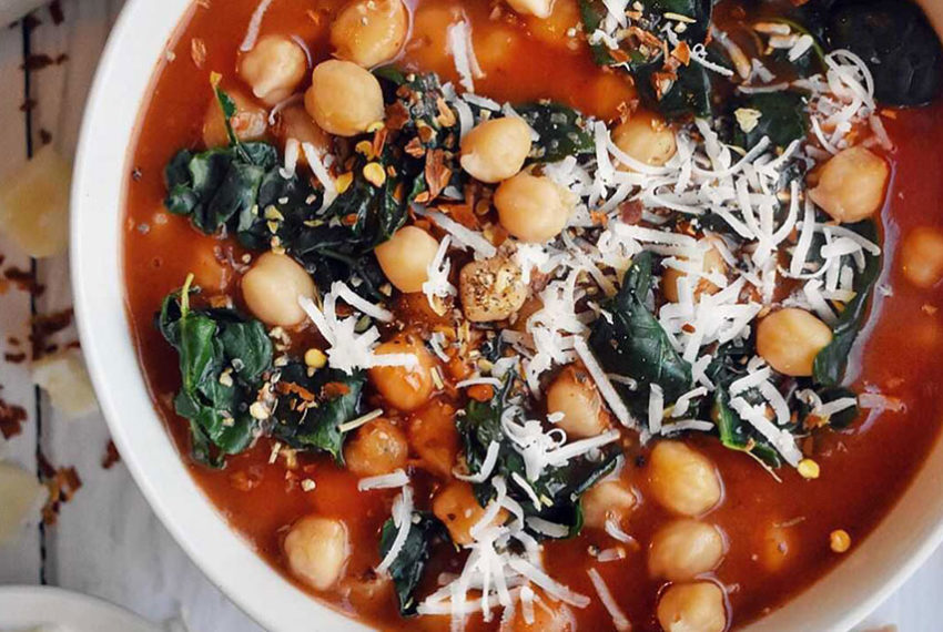 This Mexican Stew Is Loaded With Protein—and It's 100 Percent Vegan