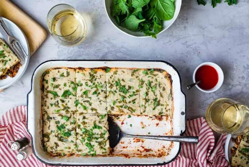 paleo homemade lasagna recipe