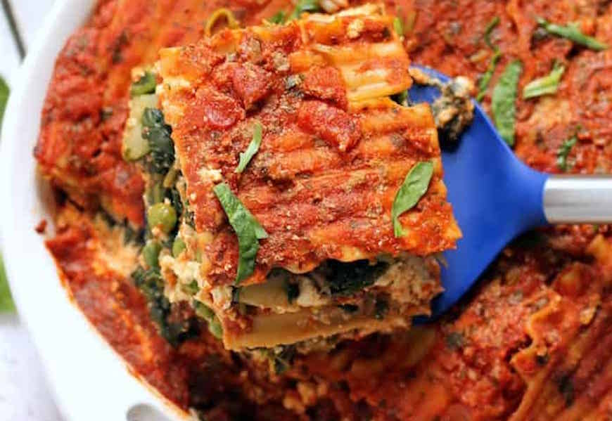 Homemade Lasagna Recipes For All Types Of Healthy Eaters