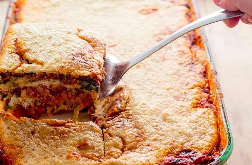 whole30 healthy lasagna