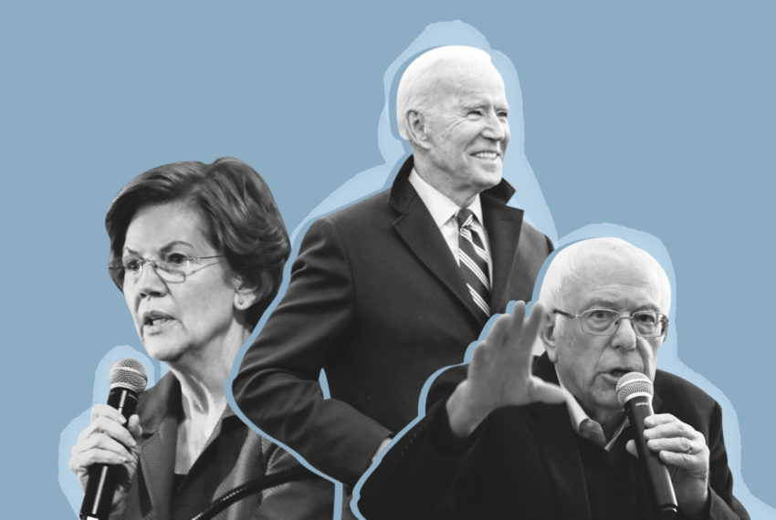 Here's where the 6 leading democratic candidates stand on healthcare