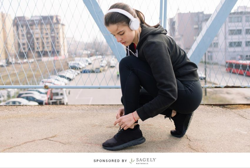 I'm Not a Runner, but in the Spirit of Marathon Season I Tried CBD-Fueled Runs—Here's What Happened