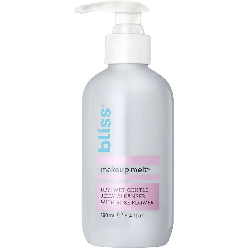 Bliss jelly cleanser