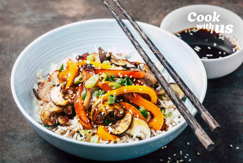 You Only Need 3 Ingredients to Make the Best, Healthiest Stir-Fry Sauce Ever