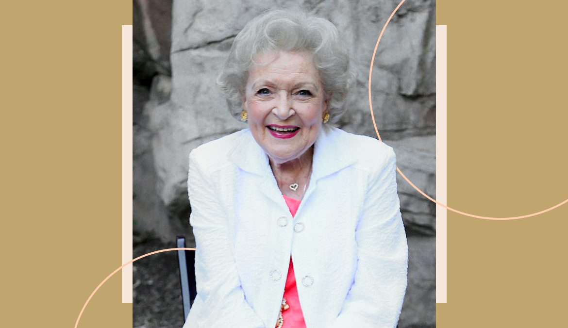 Thumbnail for As the Unstoppable Betty White Turns 99, These Are Her Secrets To Aging Well