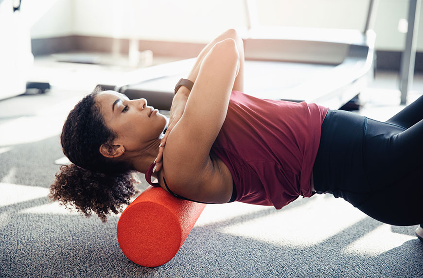 Thumbnail for 7 of the most common foam rolling mistakes experts see people make