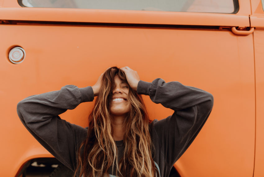 If frizz is public enemy number one right now, avoid this ingredient in the shower