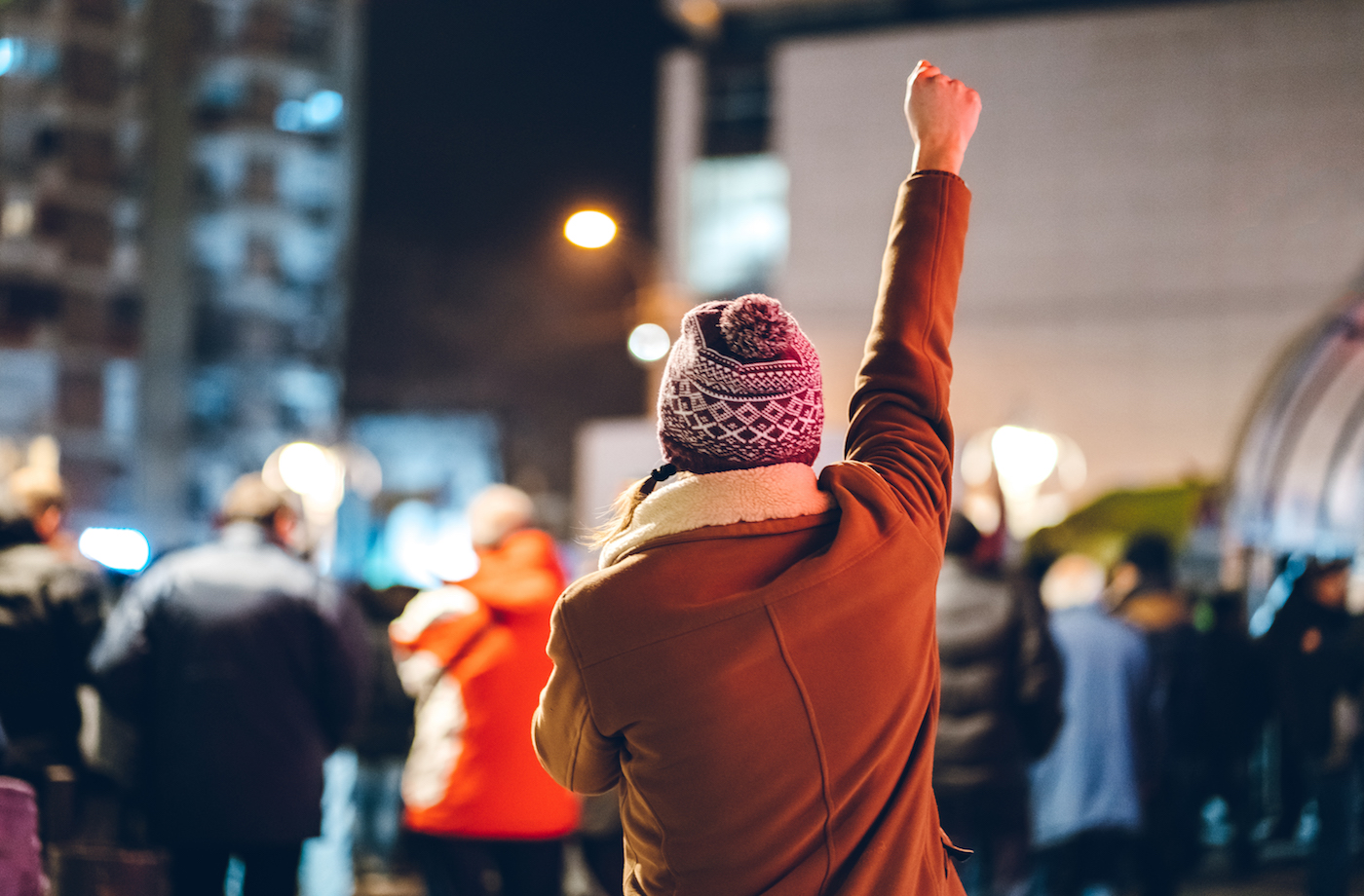 Thumbnail for 5 ways to participate in effective activism, according to two experts