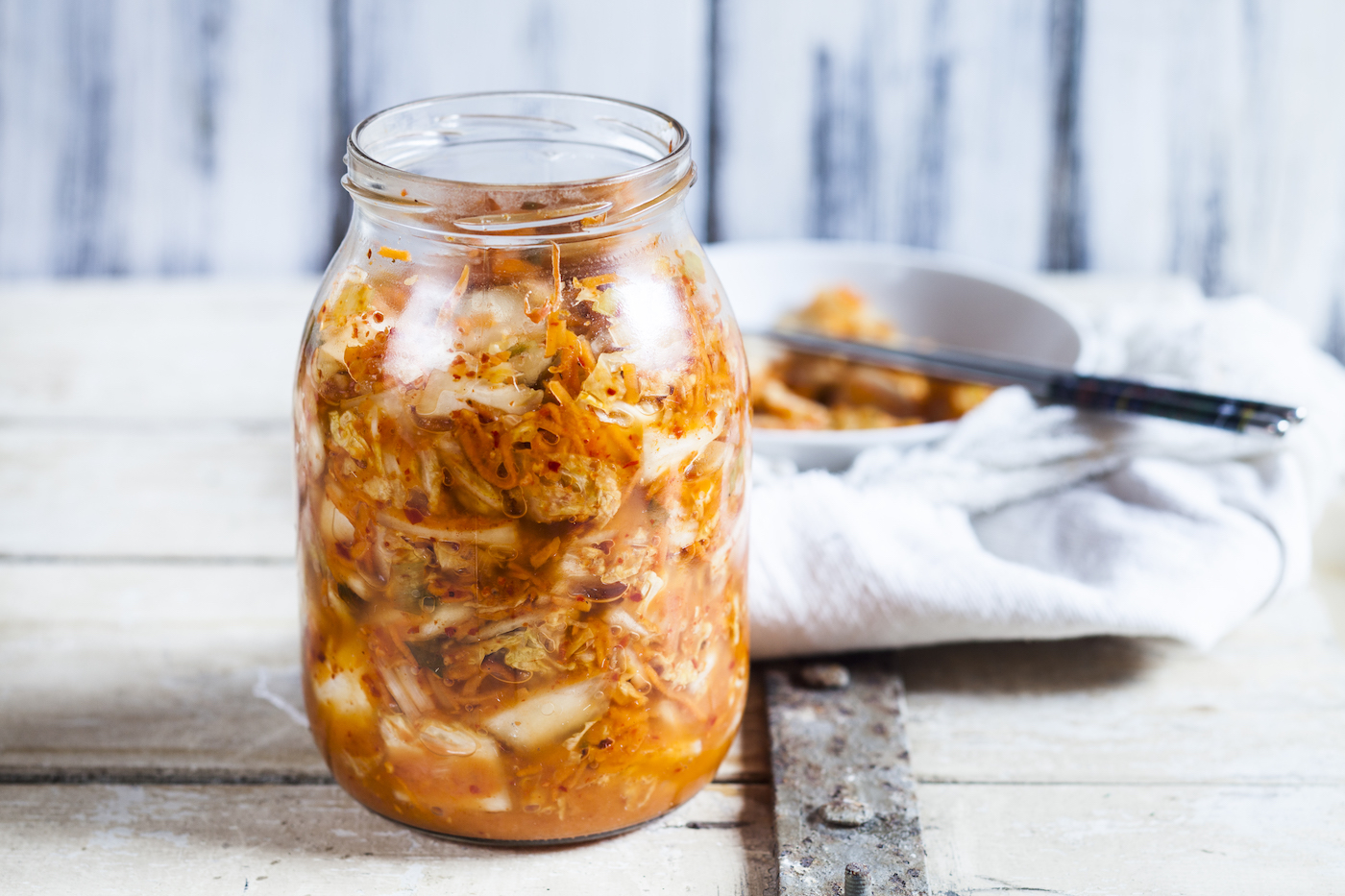 Thumbnail for Why you shouldn't count on fermented foods alone for better gut health