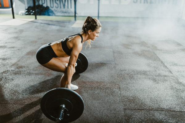 A CrossFit coach says 'MCI' is the acronym to remember for nonstop progress at the gym