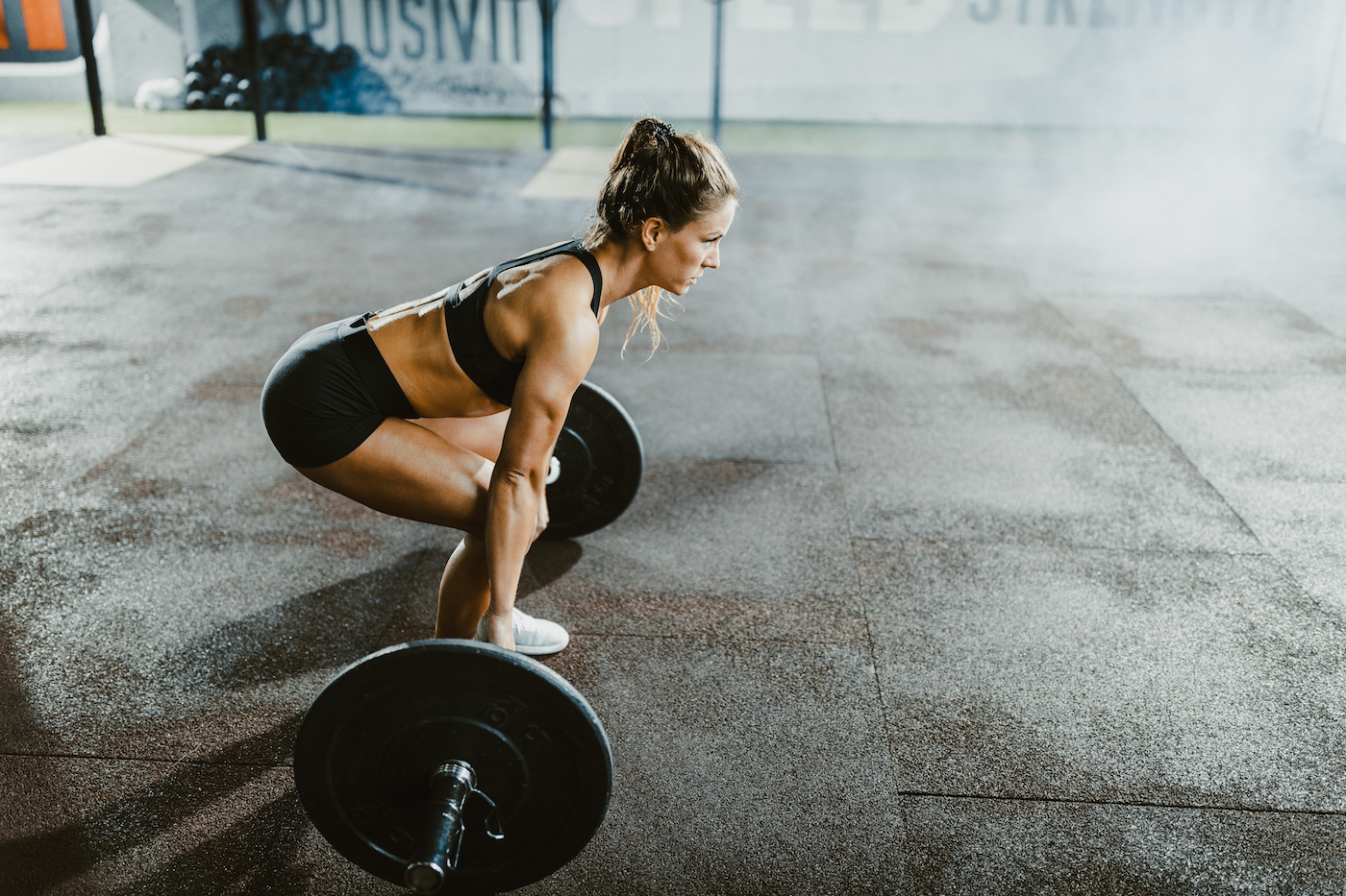 Thumbnail for A Crossfit Coach Says 'Mci' Is the Acronym to Remember for Nonstop Progress at the Gym
