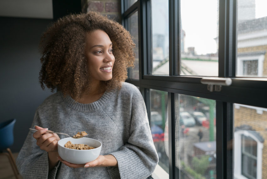 The 6 healthiest cereals to always stock in your pantry, according to a...