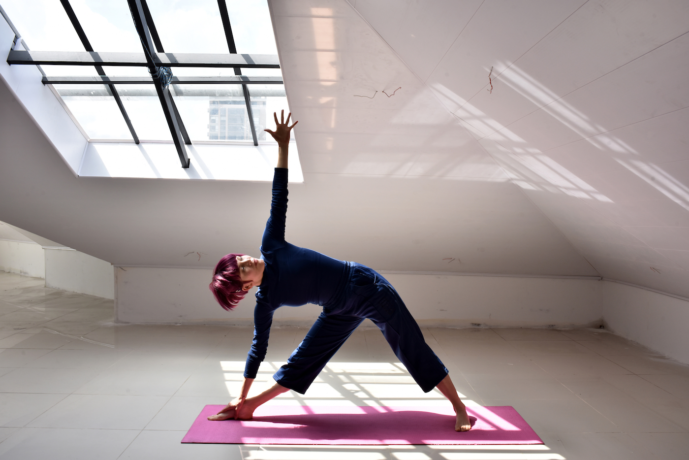 This yoga flow boosts flexibility so you'll be touching your toes in no time