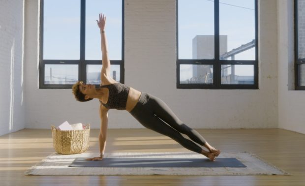 This 11-minute yoga flow fires up every single muscle in your core
