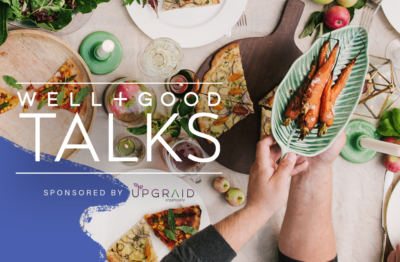 Thumbnail for Well+Good TALKS: ReNew Year: What (and How) You Will Eat in 2020