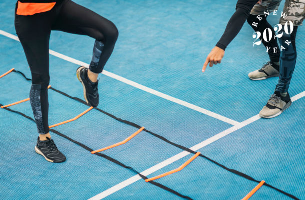 5 agility exercises that'll boost your speed (and strength) in workouts