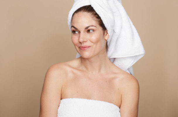 If you have dry skin, a derm says these are the only products to use in the shower