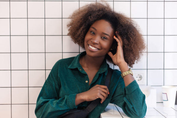 If your hair is dry, make sure you're not missing this super-important step